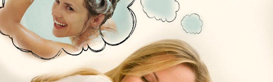 К чему снится мыть голову мылом