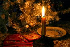 Рождественский расклад для гостей и специалистов сайта