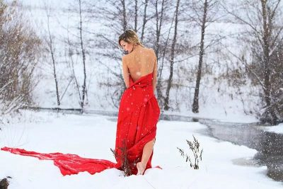 К чему снится ходить босиком по снегу – сонник