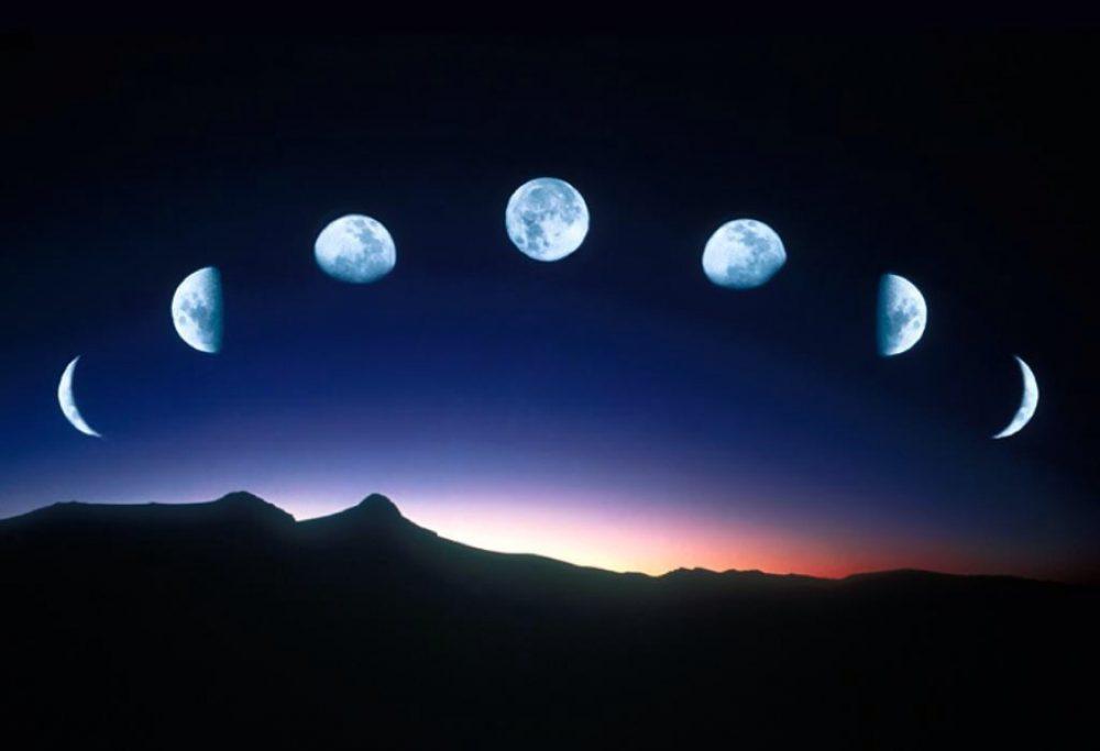 Когда начинается растущая луна: как определить возрастающее и убывающее ночное светило?