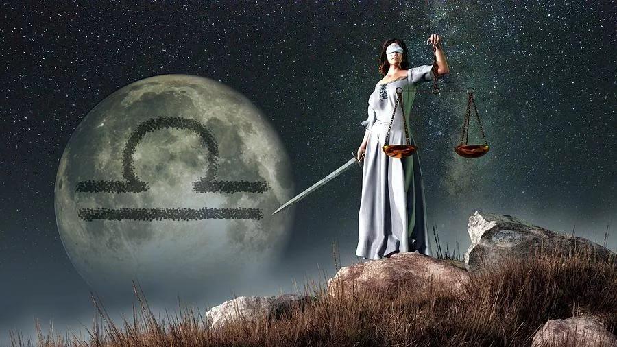 Гороскоп для мужчины и женщины: Луна в Весах