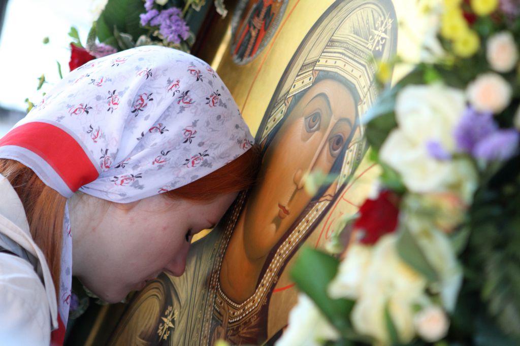 Самые сильные молитвы Богородице: о зачатии здорового ребёнка и желанной беременности