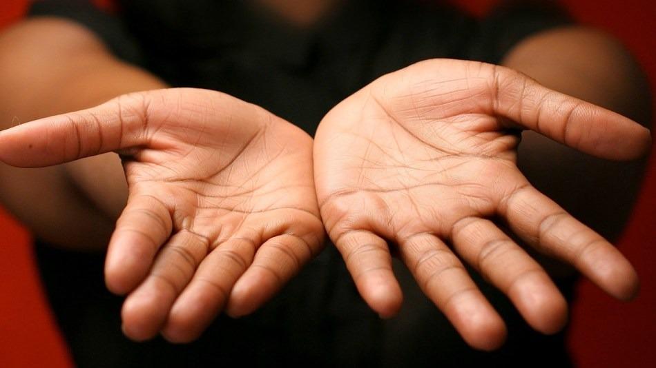 Где найти пояс Венеры на руке, что он значит в хиромантии?