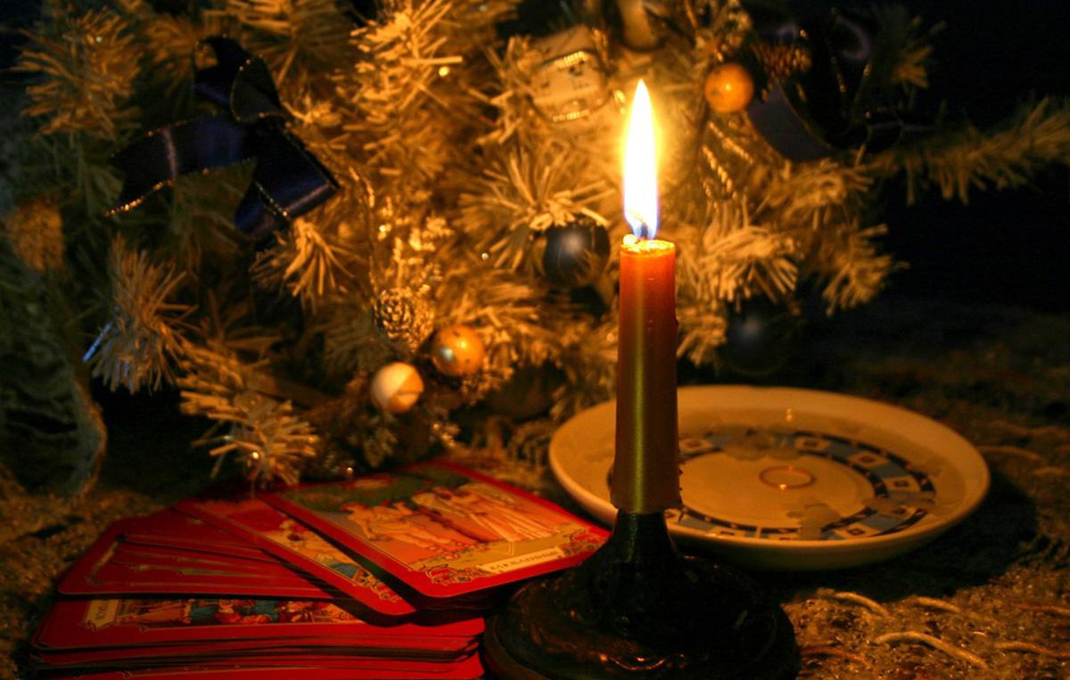 Лучшие гадания для замужних на Рождество и Святки