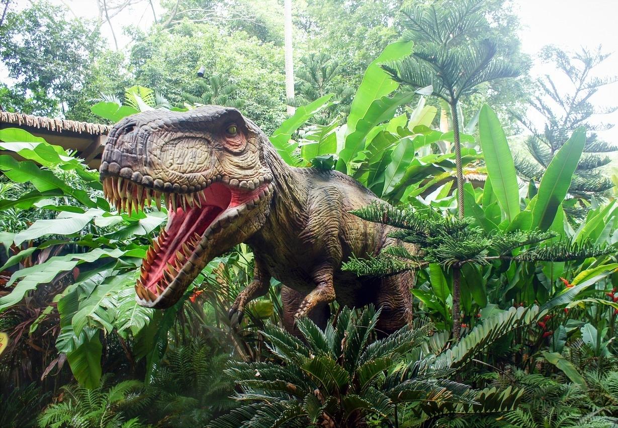 Толкование сонников: к чему снятся динозавры